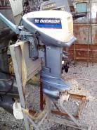 Evinrude. 9,90л.с., 2х тактный, бензин, нога S (381 мм)