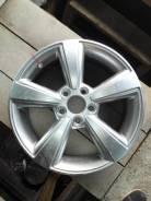 Red Wheel. 6.5x17, 5x114.30, ET45