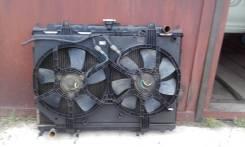 Радиатор охлаждения двигателя. Nissan Presage Nissan Bassara