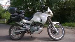 Kawasaki KLE 400. 398 куб. см., исправен, птс, с пробегом