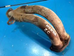 Приемная труба глушителя. Honda Integra, DB6 Двигатель ZC