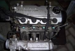 Двигатель в сборе. Mitsubishi Carisma