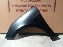 Крыло. Hyundai Solaris