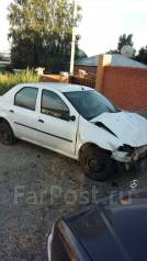 Коробка переключения передач. Renault Logan