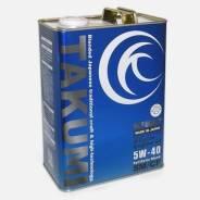 Takumi. Вязкость 5W40, синтетическое