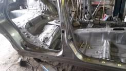 Порог с стойкой правый на субару легаси. Subaru Legacy