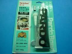 Герметик прокладок высокотемпературный, серый, 100гр 777 PARDO