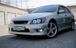 Решетка радиатора. Toyota Altezza, GXE10W, GXE15W, GXE15, GXE10