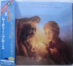 "CD Moody Blues ""Every good boy deserves favour"" 1971 Japan"