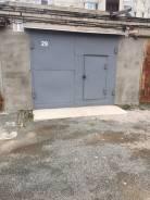 Боксы гаражные. улица Громова 2, р-н Луговая, 35,0кв.м., электричество, подвал. Вид снаружи