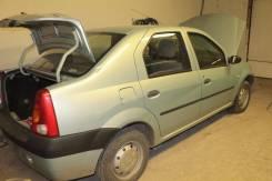 Renault Logan. K7M