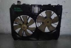 Вентилятор охлаждения радиатора. Lexus RX300, MCU35 Lexus RX400h Lexus RX300/330/350 Двигатель 1MZFE