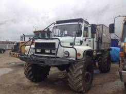 ГАЗ-33081 Егерь II. Продам вездеход (снегоболотоход), 4 750 куб. см., 2 999 кг., 4 500,00кг.