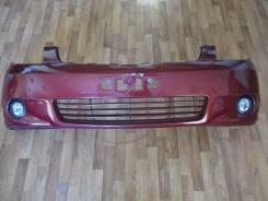 Бампер. Toyota Corolla Spacio, ZZE124, NZE121, ZZE122, ZZE124N Двигатели: 1ZZFE, 1NZFE