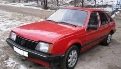 Opel Ascona. механика, передний, 1.6 (113 л.с.), бензин, 220 000 тыс. км