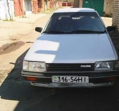 Mazda 323. механика, передний, 2.0 (118 л.с.), бензин, 350 000 тыс. км