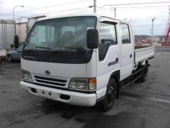 Nissan Atlas. (Condor) 2х кабинный под птс., 4 600 куб. см., 2 000 кг. Под заказ
