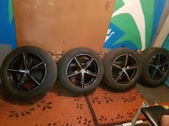 Sakura Wheels 4505. 8.0x19, 5x114.30, ET38