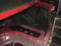 Обшивка багажника. Hyundai Solaris Kia Rio
