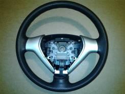 Руль. Honda Jazz Honda Mobilio Spike, CBA-GK2, LA-GK2, LA-GK1, CBA-GK1 Honda Fit, LA-GD1, UA-GD2, DBA-GD2, LA-GD2, DBA-GD1, UA-GD1 Двигатели: L13A5, L...