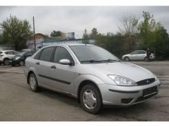Ford Focus. механика, передний, 1.8 (126 л.с.), бензин, 175 000 тыс. км