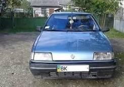 Renault 19. механика, задний, 1.6 (103 л.с.), бензин, 300 000 тыс. км