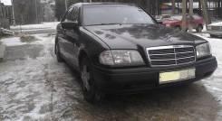 Mercedes-Benz C-Class. механика, задний, 2.3, бензин