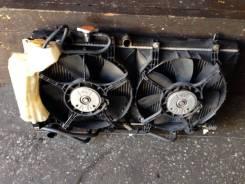 Радиатор охлаждения двигателя. Subaru Legacy, BHE Двигатели: EZ30, EZ30D