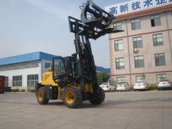 TCM. Лесопогрузчик полноприводный, 3 500 кг.