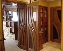 Профессиональная установка межкомнатных и входных дверей