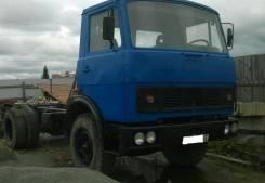 МАЗ 5337. Надежный грузовик , 6 000 куб. см., 12 000 кг.