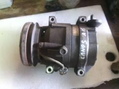 Компрессор кондиционера. Daewoo Nexia Daewoo Lanos Двигатель A15SMS