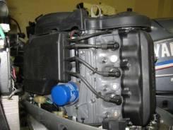 Honda. 40,00л.с., 4-тактный, бензиновый, нога S (381 мм), Год: 2003 год