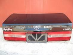 Крышка багажника. Toyota Crown, JZS151 Двигатель 1JZGE