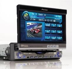 Pioneer AVH-P7500DVDII