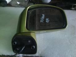 Зеркало заднего вида боковое. Nissan Tiida Latio, SNC11, SC11 Nissan Tiida, C11, NC11 Двигатель HR15DE