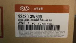 Стоп сигнал KIA SPORTAGE, SL, 924203W600, 2840026111