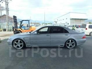 Mercedes-Benz S-Class. WDB220, 113