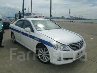Toyota Crown. GRS202