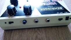 Ламповый overdrive (педаль перегруза для гитары) behringer vt999