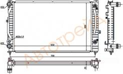 Радиатор AUDI A4/S4 1.6/1.8/1.8T/1.9TD 94-00/AUDI A6/S6 1.9TD 97-04/VW PASSAT B5, 1.6/1.8T/1.9TD/2.0 SGVW0003