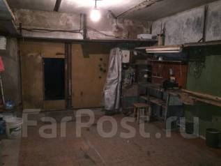 Гаражи капитальные. переулок Камский 5а, р-н Столетие, 22кв.м., электричество. Вид изнутри