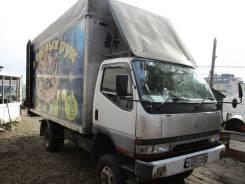 Mitsubishi Canter. Мостовой (будка) 1997 года Продам/Обменяю, 4 600 куб. см., 3 500 кг.