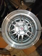 Red Wheel. 5.5x14, 4x98.00, ET38
