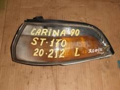 Габаритный огонь. Toyota Carina, ST170, ST170G, CT170, AT170, AT170G, CT170G