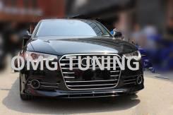 Обвес кузова аэродинамический. Audi A6, 4G2/C7, 4G5/C7. Под заказ