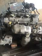 Двигатель. Lexus RX400h, MHU38 Toyota Harrier Hybrid, MHU38W Двигатель 3MZFE
