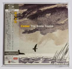 Camel / The Snow Goose Japan Mini LP SHM-CD+CD 2013 Version