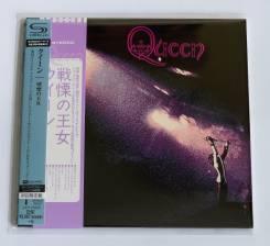 Queen / Queen Japan Mini LP SHM-CD Out Of Print