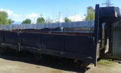 Продам кузов эвакуаторный, контейнеровоз, площадка, борт 3 в одном